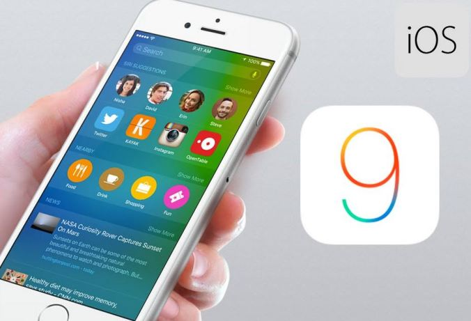 iOS9 Review